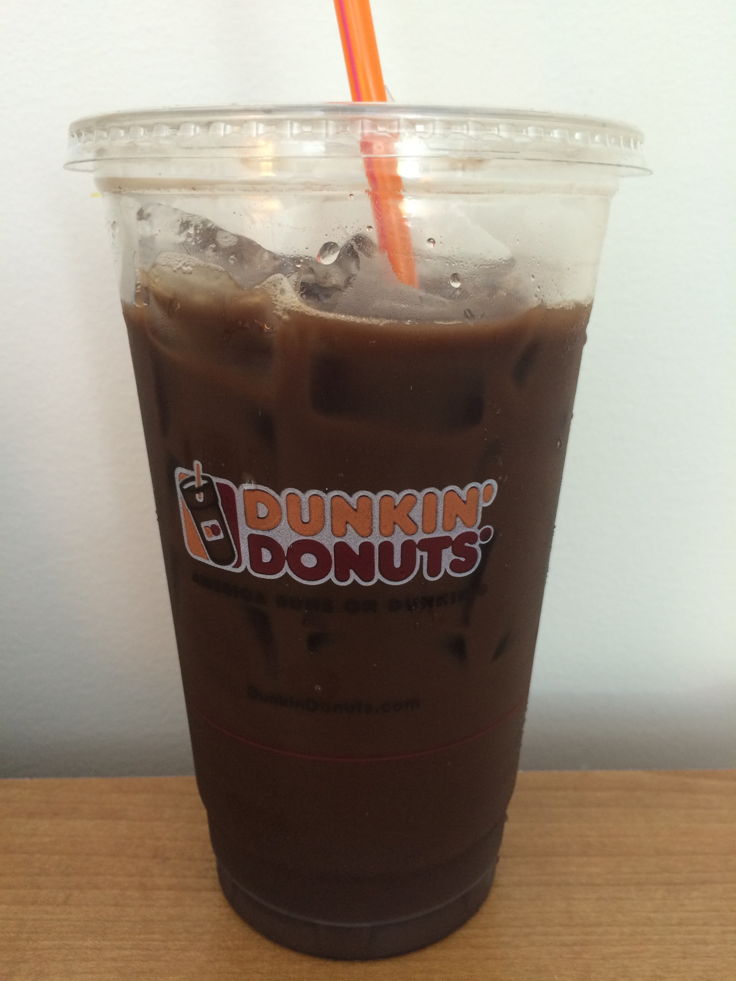 Dunkin Donuts Black Iced Coffee Dunkin Donuts Oreo Iced Coffee